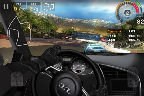 GT Racing 2 tro choi dua xe hay - Game đua xe điện thoại - top 5 Hot nhất 2019