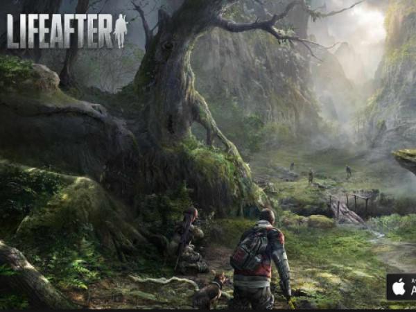 Lifeafter game mobile nói về xác sống