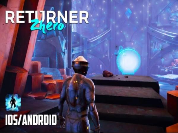 Returner zherotrò chơi android