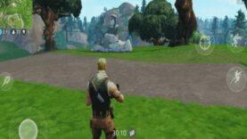 Game Fortnite - súng lục bắn từng phát update mới