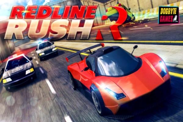 games đua xe redline Rush