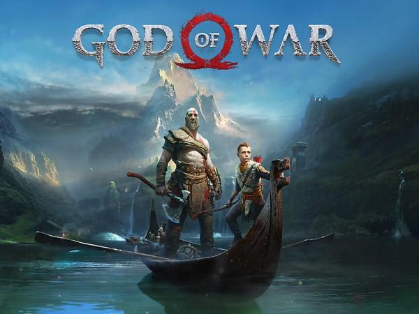 god of war giành giải trò chơi của năm