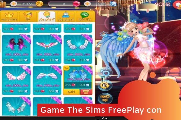 The Sims FreePlay - trò chơi con gái nhảy