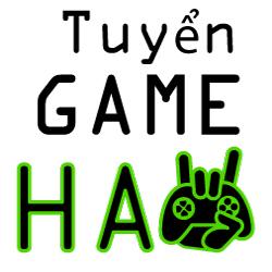 game tuyển info logo