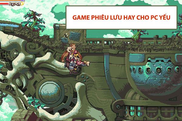 game offline hay cho pc cau hinh cao