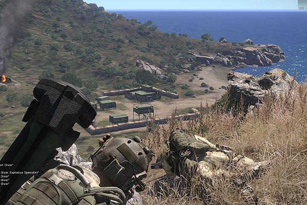 Phần chơi độc lập tác chiến là phần thể hiện bản lĩnh cao nhất