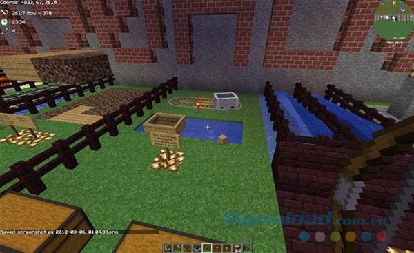 Các mẹo trong Mine Craft - Mẹo số 11