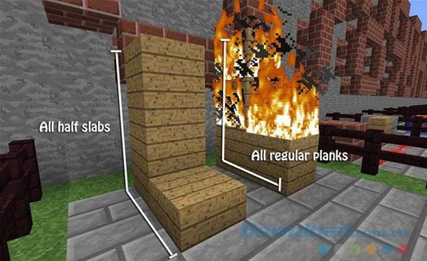 Các mẹo trong Mine Craft - Mẹo số 6