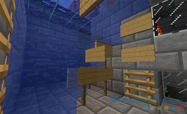 Các mẹo trong Mine Craft - Mẹo số 8