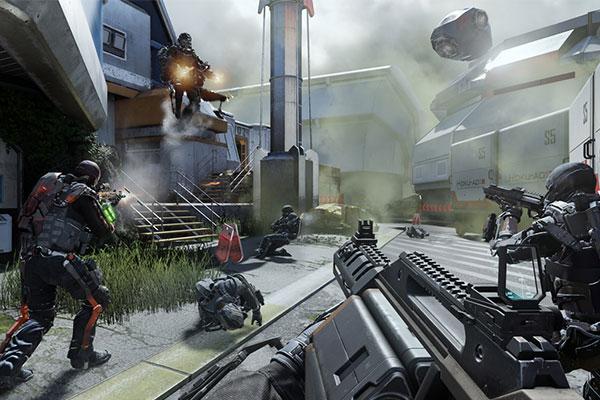 Call of Duty Seri là trò game offline hay cho pc có cấu hình cao