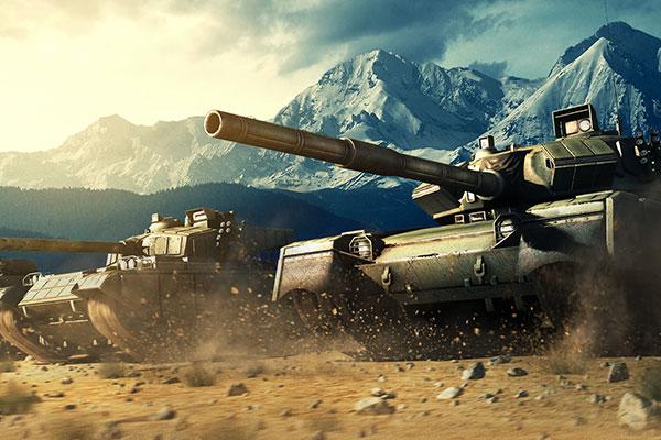 Có thể nói Final Fire là trò game bắn xe tăng 3d online cho pc đồ họa tốt nhất hiện nay
