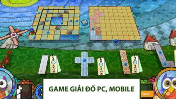 Top 5 game giải đố pc và mobile miễn phí hay nhất