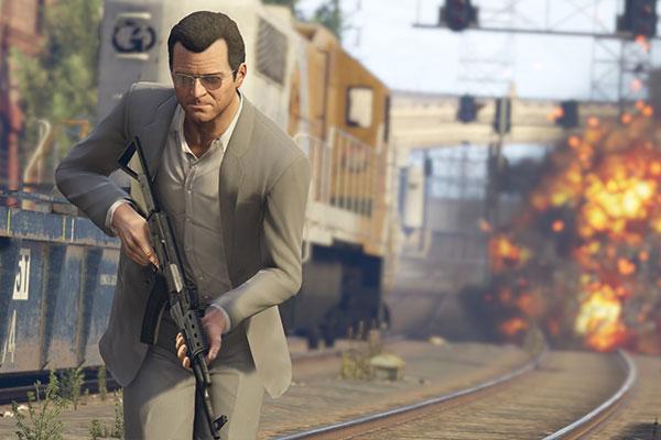 Game GTA V là tựa game hành động offline đã gắn liền với tuổi thơ nhiều người