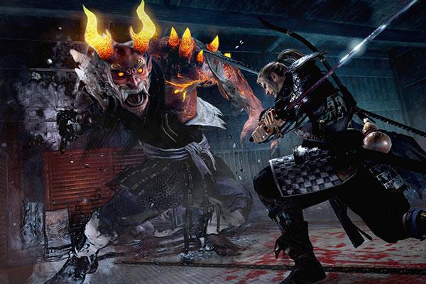 Game nhật bản hay cho ios với những chiến binh Samurai Nioh