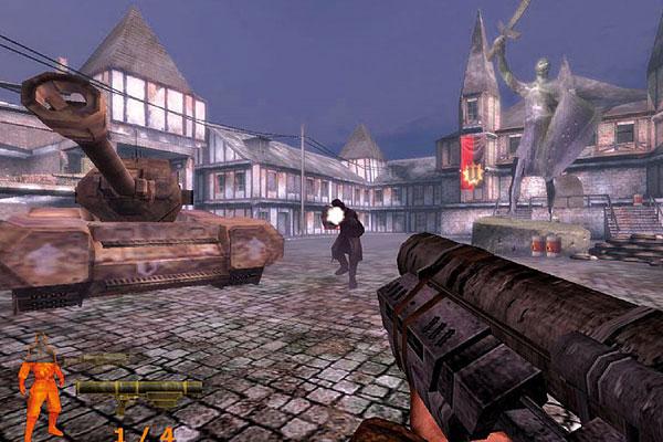 Người chơi sẽ vô cùng mãn nhãn khi hệ thống cảnh trong game vô cùng thực tế