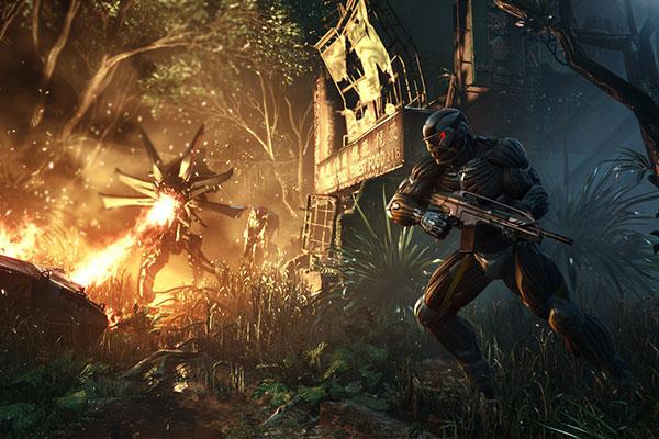 Tải game hành động offline Crysis 3 để có những trải nghiệm thú vị chút
