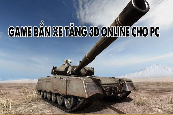 tank raid online - bắn xe tăng 3d