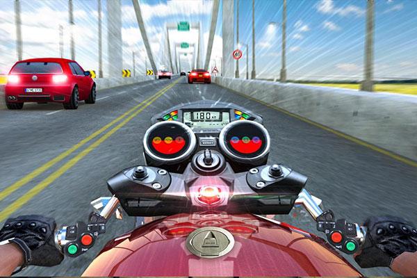 Traffic Rider - game hot nhất về chủ đề đua xe trên pc, mobile