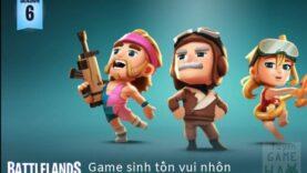 Review game vui nhộn Battlelands Royale (phiên bản PUGB) cực hài