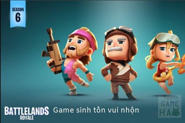 Photo of Review game vui nhộn Battlelands Royale (phiên bản PUGB) cực hài