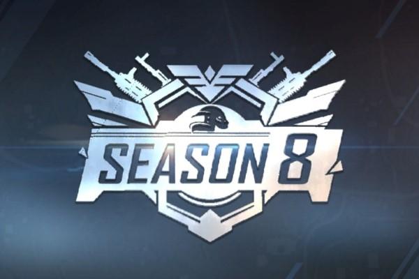update pubg mobile bắt đầu mùa giải thứ 8