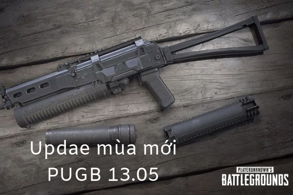 update pubg mobile 13.05 update mùa 8