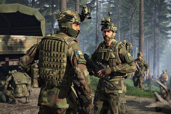 Arma 3 - game chiến tranh mang tính chiến thuật cực kỳ hay