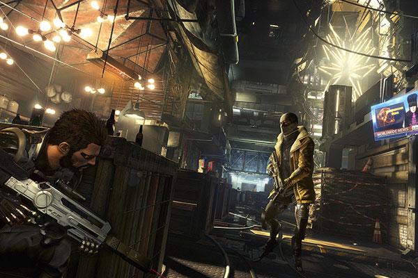 Cuộc chiến giữa người và Robot trong Deus Ex: Mankind Divided (2016) sẽ cực kỳ hấp dẫn và gay gắt