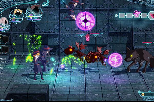 Dù là game chiến đấu nhưng nhân vật được thiết kế siêu nhí nhảnh dễ thương nên được nhiều game thủ yêu thích