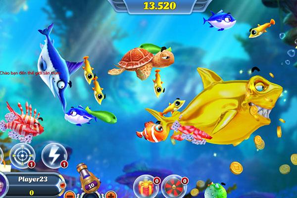 Game được làm với giao diện bắt mắt, thu hút người chơi kể cả trẻ em