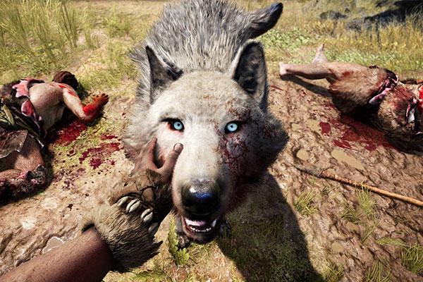 Khung cảnh đồ họa trong game Far Cry Primal (2016) rất hiếm thấy. Vì thế chúng ngốn cấu hình rất nhiều