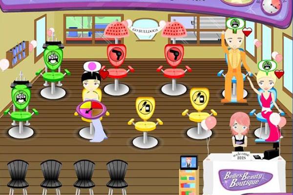 Người chơi sẽ có tiệm làm tóc của riêng mình và làm cho nhân vật những gì thích nhất