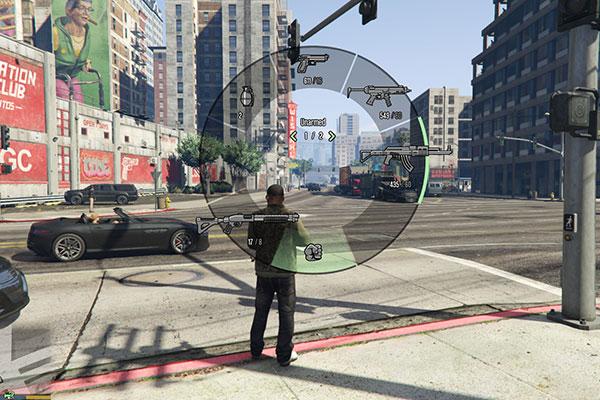 Những game hành động như Grand Theft Auto luôn đạt doanh thu cao trong những ngày ra mắt