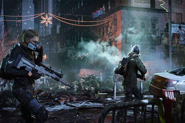The Division - Game hành động trong thành phố cực hấp dẫn