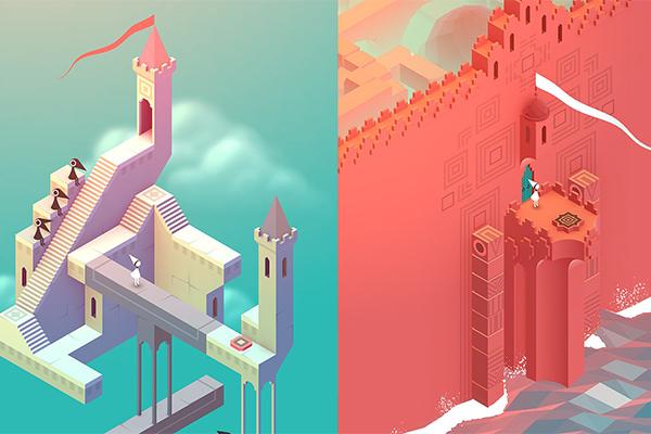 Thế giới đa màu sắc và huyền ảo trong game giúp game thủ giải trí với những câu đố rất tốt