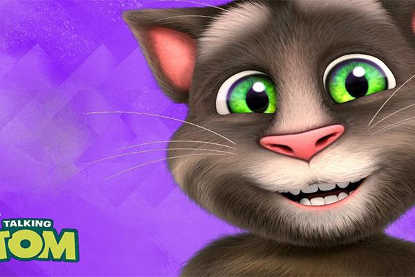 Trò chơi tập nói với chú mèo là 1 trong những game phụ huynh yêu thích nhất