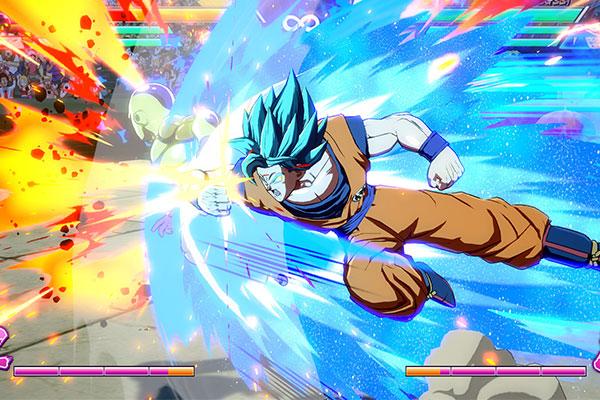 Với nội dung và cốt truyện gắn với thời thơ ấu của nhiều người - Dragon Ball FighterZ xứng đáng là game game anime offline hay cho pc đáng chơi