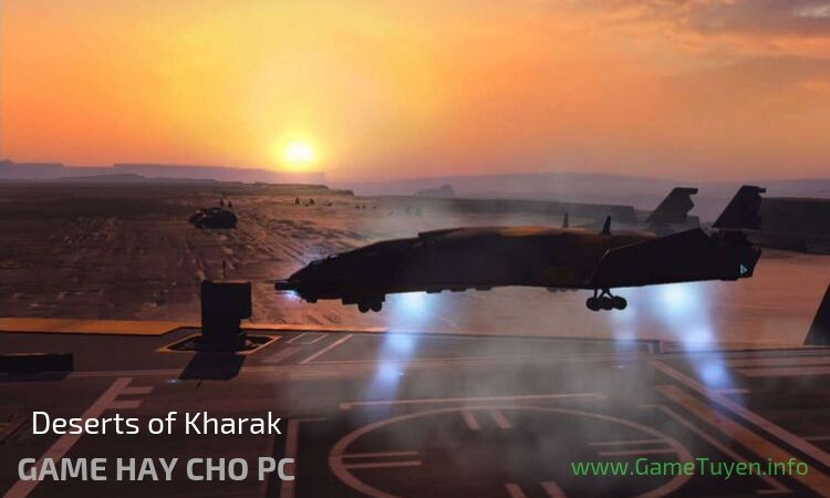 Deserts of Kharak game chien thuat PC hay
