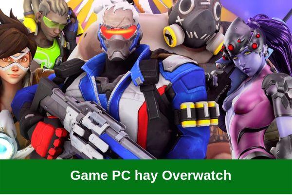 Overwatch chơi theo kiểu đấu chính là đấu đội với hai đội đối phương gồm sáu người chơi. Người chơi sẽ chọn một trong những anh hùng (Hero)