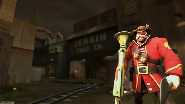 Nhan vat nhin ham ho trong game Team Fortress 2 - Review 14 game online hay cho pc 2019