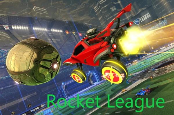 Rocket League dòng games vừa đua xe vừa đá banh trên PC
