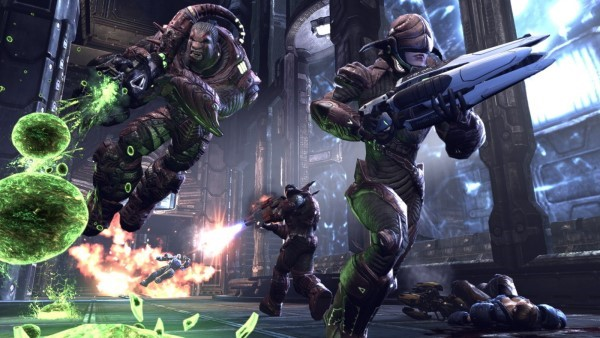 Unreal Tournament dòng game bắn súng đồ họa bắt mắt