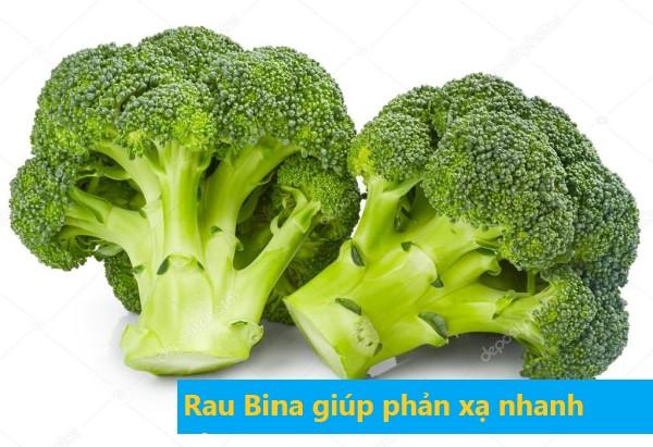 ăn rau Bina tốt cho game thủ