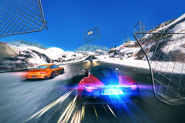 Asphalt là dòng game về đua xe nổi tiếng nhất từ trước đến nay