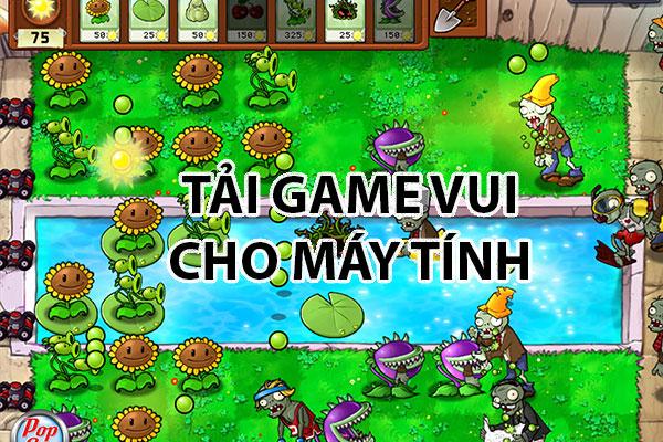 cách tải game về máy tính miễn phí