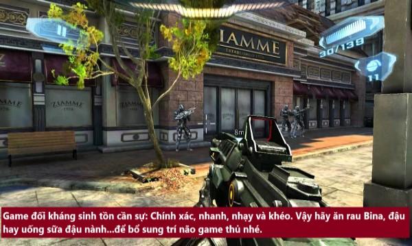 game thủ cần sự nhanh nhạy khi chơi game đối kháng