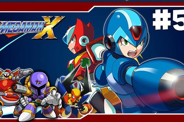 MegaMan X5 trò chơi chiến đấu mang đậm ký ức hồi còn nhỏ