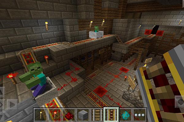 Trong Minecraft có rất nhiều mẹo hay mà người chơi cần khám phá đấy nhé