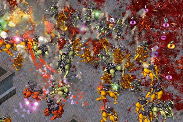 Với Alien Shooter 1 & 2, người chơi sẽ tham gia chiến trường đẫm máu vô cùng vui nhộn