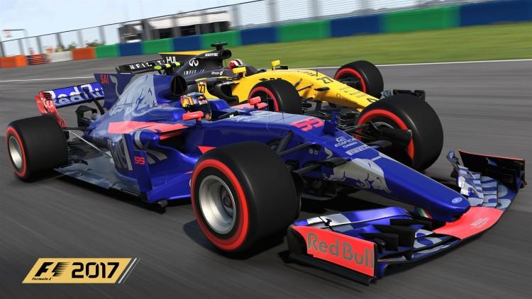 F1 2017 - game đua xe ô tô 3d trên máy tính